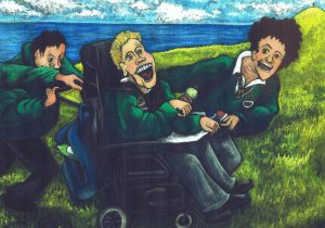 'A school trip to Bray Head' Eoin's story